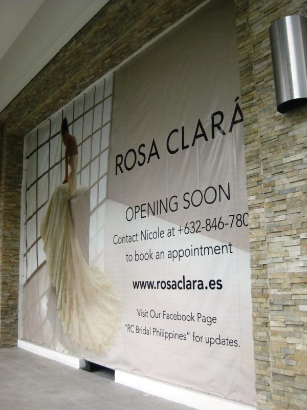 Rosa Clara in Makati