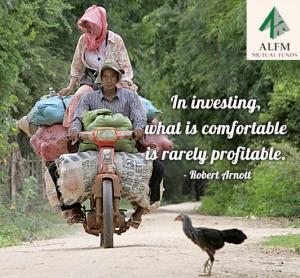 ALFM Investing Quote