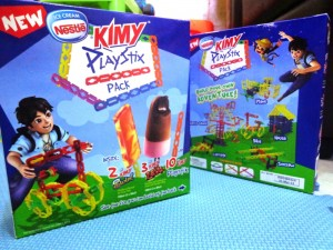 Kimy PLaystix Box Set
