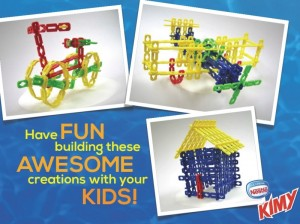 Kimy Playstix Ideas