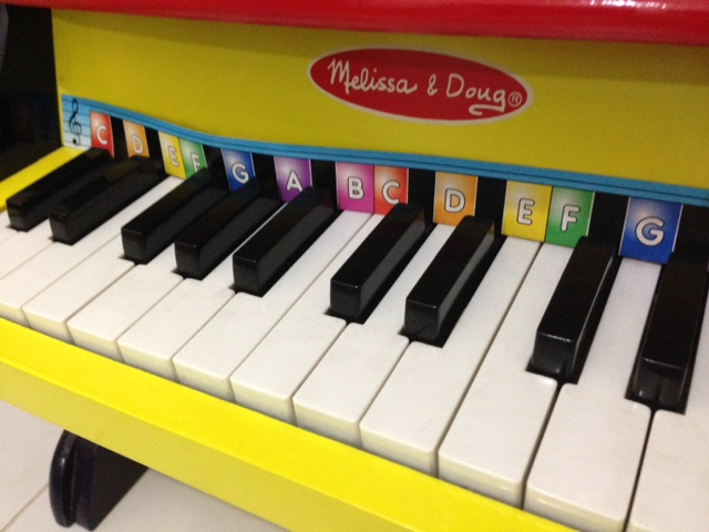 melissa and doug learn to play piano - video dailymotion