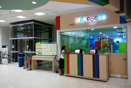Kidzoona: A New Playplace for Kids